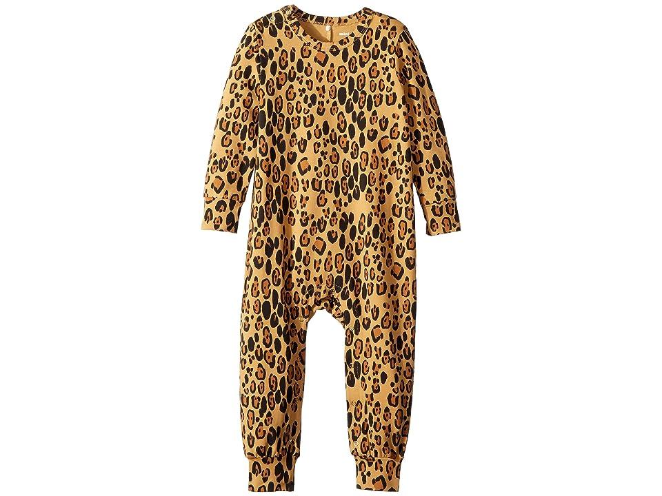 mini rodini - mini rodini Basic Leopard Jumpsuit