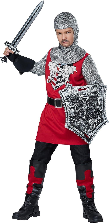 Child Genuine Free Las Vegas Mall Shipping Brave Costume Knight