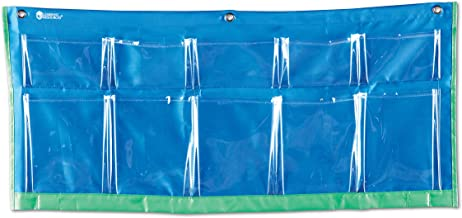 Learning Resources Create A Space Hanging Storage Chart Classroom Organiser (LER3809)