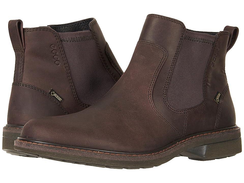 ECCO Turn GTX Chelsea Boot (Mocha) Men