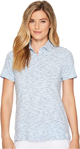 GO GOLF Space Dye Polo