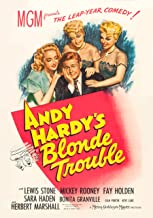 andy hardy's blonde trouble 1944
