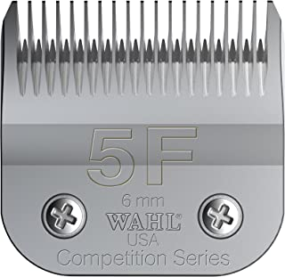 Wahl Professional Animal #5F Full Coarse Competition Series Detachable Blade with 15/64-Inch Cut Length (#2372-100)
