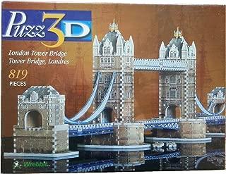 London Tower Bridge 819-piece 3D Puzzle