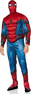 Rubie's Costume Co Mens Adult Spider-Man: Homecoming Deluxe Sweats Costume