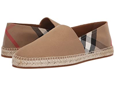 Burberry Pateman Loafer (Classic Check) Men