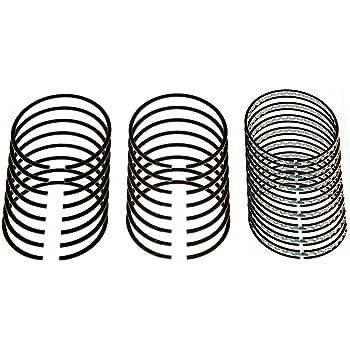 Hastings 2M4930030 8-Cylinder Piston Ring Set