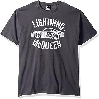 Men's Cars 3 Lightning McQueen Graphic T-Shirt