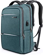 "Inateck Anti-Theft School Business Travel Laptop Backpack Bag Rucksack with USB Charging Port, Fits Up to 15.6"" Laptops, w..."