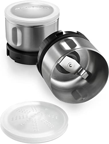 lowest KitchenAid Bcgsga outlet online sale Spice Grinder sale Accessory Kit, Stainless Steel online