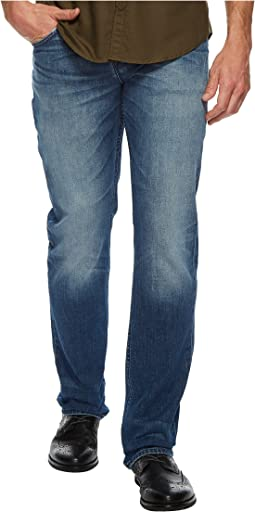 Hudson Byron Straight Leg Jeans in Cruise