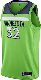 Karl-Anthony Towns Minnesota Timberwolves #32 Offizielles Swingman-Trikot für Jugendliche 8-20