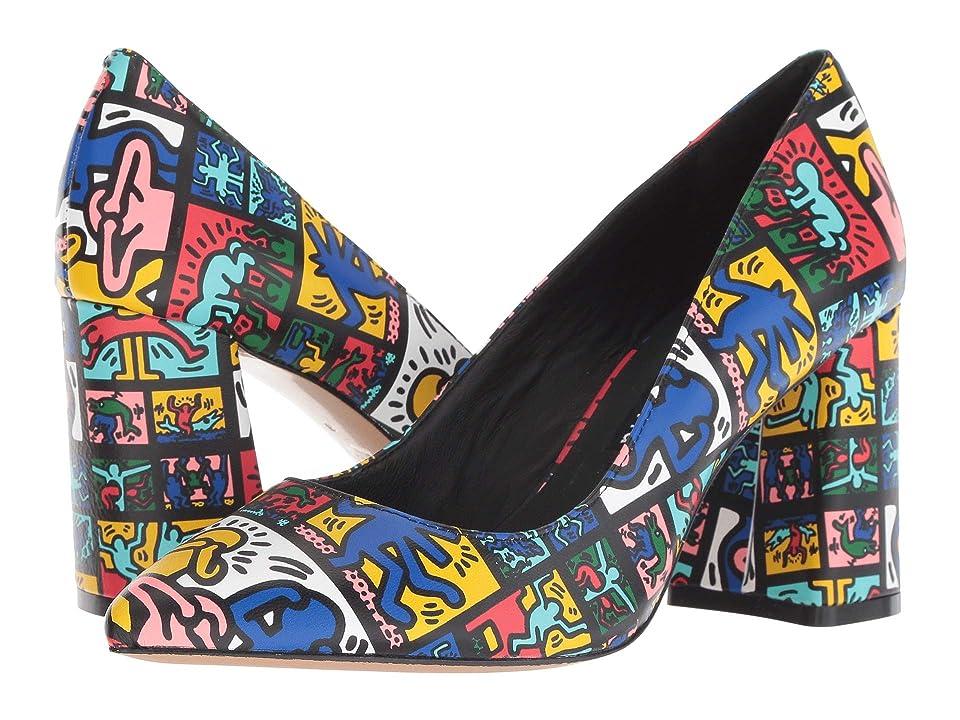 Alice + Olivia Keith Haring Demetra (Haring Collage) Women