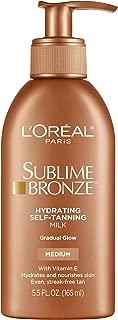 Best l oreal self tanning milk Reviews