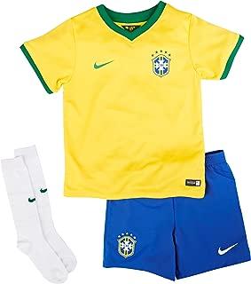 2014-15 Nike Brazil Home World Cup Mini Kit