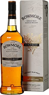 Bowmore Gold Reef mit Geschenkverpackung Whisky 1 x 1 l