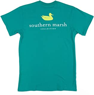Southern Marsh Men's Authentic Pocket Tee