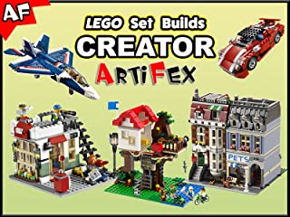 Clip: Lego Set Builds Creator - Artifex