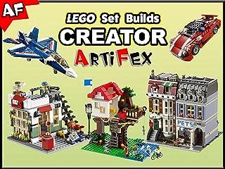 Clip: Lego Set Builds Creator - Artifex