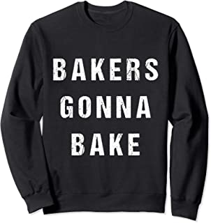 bakers gonna bake jumper