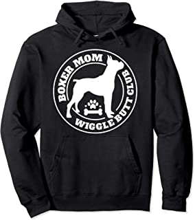 boxer dog wiggle