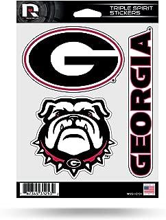 university of georgia football helmet stickers