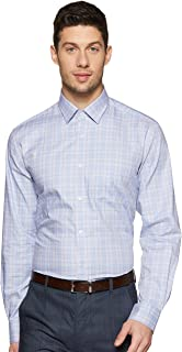 Louis Philippe Men's Slim fit Formal Shirt