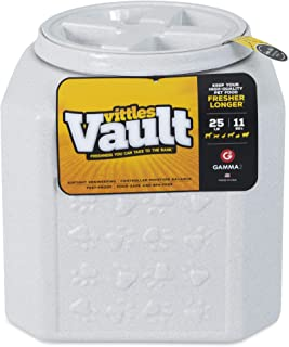 Gamma2 Vittles Vault Outback Airtight Pet Food Container, 25 Pounds