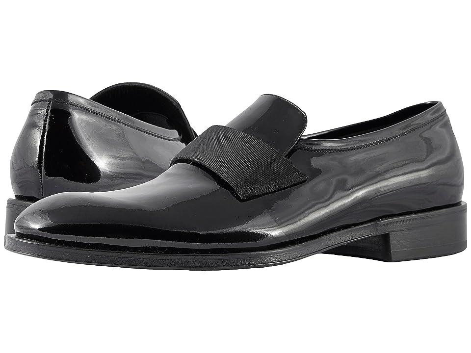 Allen Edmonds Ambrosio (Black Patent Leather) Men