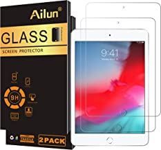 Ailun Screen Protector Compatible for iPad Mini 4, iPad Mini 5 2019 2Pack Tempered Glass..