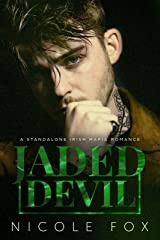 Jaded Devil: An Enemies-to-Lovers Mafia Romance (Kovalyov Bratva Book 4) Kindle Edition