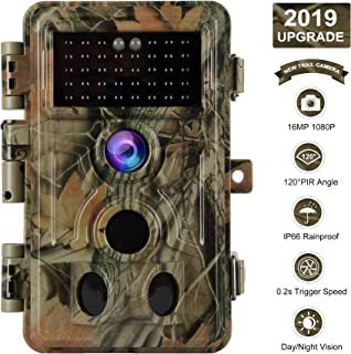 meidase trail camera 16mp 1080p manual