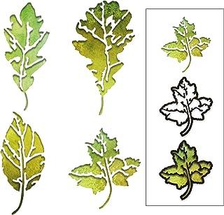 Sizzix Cutting Dies, Leaf Print, One Size