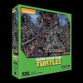 Teenage Mutant Ninja Turtles Universe Premium Puzzle: 1000 piece