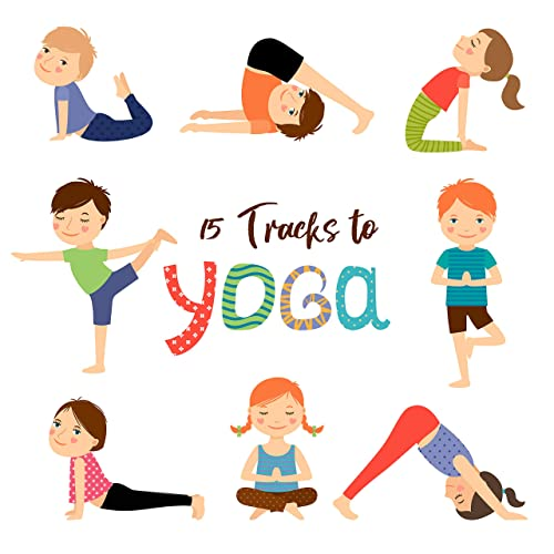 Yoga at Home by Kids Yoga Music Collection on Amazon Music ...