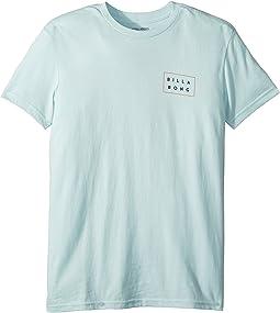 Die Cut Fill T-Shirt (Big Kids)