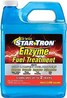 کنسانتره پردازش سوخت آنزیم ستاره ترون - جوانسازی و تثبیت بنزین قدیمی، مشکلات اتانول درمانی، بهبود MPG، کاهش میزان انتشار، افزایش اسب بخار