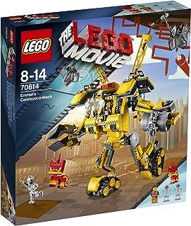 Lego The Movie - El Constructor mecánico