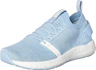 PUMA Women's Nrgy Neko Engineer Knit WNS Shoes, Cerulean White