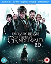 Fantastic Beasts and Where to Find Them 2 (3DBD) (Blu-ray 3D)