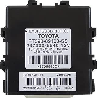 Genuine Toyota Accessories PT398-89100-SS Remote Engine Starter