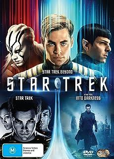 Star Trek/Star Trek Into Darkness/Star Trek Beyond (DVD)