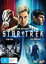 Star Trek/Star Trek Into Darkness/Star Trek Beyond