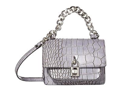 Steve Madden Bjaz (Gray) Handbags