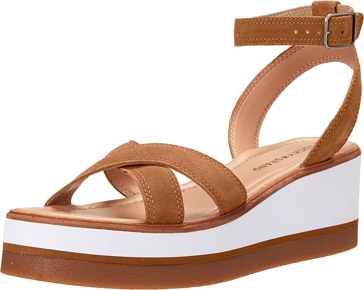 Lucky NEW New color before selling ☆ Brand Women's Sandal Wedge Tarhi