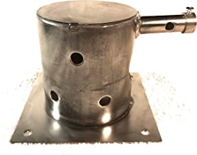 Fire Pot for Traeger Grills