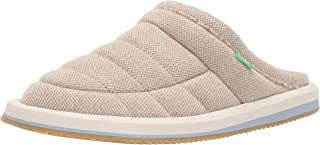 Sanuk Women's Puff N Chill Low Hemp Shoe