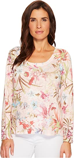 Nally & Millie - Floral Print Top