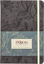 The Passion Translation Bible Study Journal: Floral