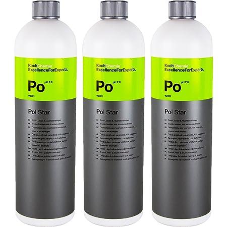 Koch Chemie 3x Multi Interior Cleaner Innenraumreiniger Polsterreiniger 750 Ml Auto